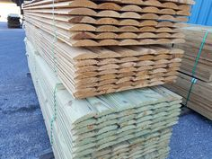 Log Cabin Siding direct from the manufacturer in Flomaton, AL - Southern Wood Specialties - P: 251-296-2556 Log Cabin Siding, Diy Log Cabin, Heart Pine Flooring, Pine Floors, Exterior Siding Options, Bird Fountain, Vinyl Siding, Diy Wood Projects, Southern