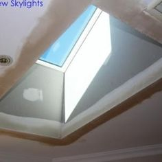 Installing A Skylight Light Shaft Bathroom Skylight