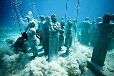 11 coisas bizarras que você não sabia que poderia encontrar embaixo d'água
