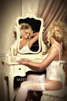 Miss Boudoir® Official Site | Bridal Boudoir Photography