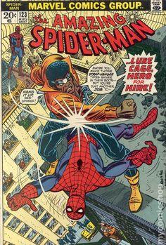 Amazing Spider-Man (1963 1st Series) 123