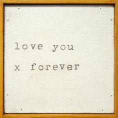 Love You X