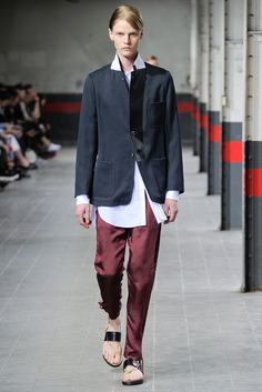 Dries Van Noten Spring 2012 Menswear - Collection - Gallery - Style.com