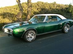 Pontiac Firebird. Find parts for this classic beauty at http://restorationpartssource.com/store/