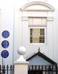 Virginia Woolf lived here