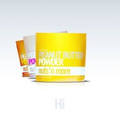 Are you an Original, Chocolate or Maple peanut butter powder fan? www.nuts-n-more.com