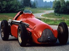 Hot rods, muscle cars, and all things awesome! Alfa Romeo 159, Alfa Romeo Cars, Best Racing Cars, Racing Car Images, Ferrari, Photos Free, Classic Race Cars, Vintage Race Car, Cars Motorcycles