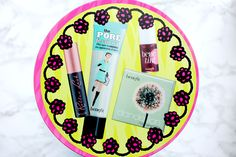 A Benefit Giftset Worth the Money: Pinky Galore