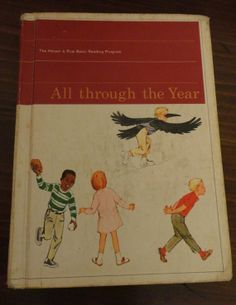 All Through The Year Vintage Reader Book Harper & Row Basic Reading Year 1966 by CoolCoolVintage, $7.00