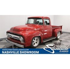 For Sale: 1956 Ford in Lavergne, Tennessee 1956 Ford Truck, 1956 Ford F100, Classic Pickup Trucks, Ford Classic Cars, Custom Trucks For Sale, Cars For Sale, Strong Curves, Learning To Drive, Autos