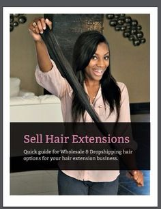 Five Tips for Starting Your Own Hair Extension Brand! If you're new to the world of the Hair Extension Business these will prepare you for success!