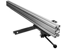 Woodworking Jigs Table Saw Fences - Table saw guide rails are easier to make then you think. Upgrade your table saw, bandsaw or router table with new guide rails.