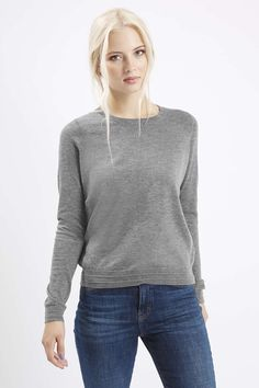 Photo 3 of Ottoman Ribbed Detail Sweater