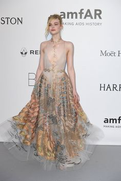 While we've been ooh-ing and ahh-ing over Kristen Stewart, Blake Lively, Chloe Sevigny, and the rest of the Cannes red carpet goddesses, a VISION has arriv