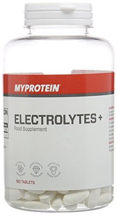 MyProtein Electrolytes Plus Tablets -Pack of 180 Coconut Oil, Packing, Keto, Health, Food, Bag Packaging, Health Care, Essen, Meals