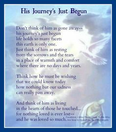 You are loved and missed so very much Colton. #thereisalighthatnevergoesout