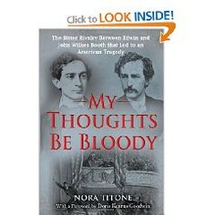 Interesting book about the Booth family.