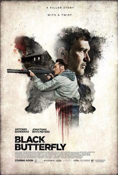 Cine Series: Observa la aparición de Antonio Banderas en el trailer de Black Butterfly