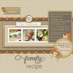 Layout created using We Are Family by Dandelion Dust Designs. Fonts used Antre, Global, Mosk Normal and Sue Ellen Francis We Are Family, Digital Scrapbooking, Family Photos, Dandelion, Fonts, Gallery Wall, Layout, Frame, Design