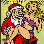 Pai Natal Psicopata Espalha o Terror nas Ruas…