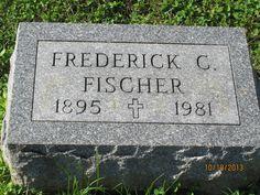 Fred Fischer (1895 - 1981) - Find A Grave Photos