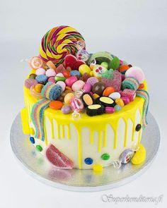 Holidays And Events, Birthday Cake, Desserts, Food, Tailgate Desserts, Deserts, Birthday Cakes, Essen, Postres