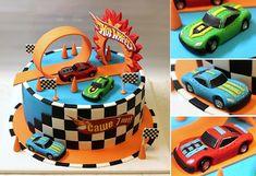 (58) Одноклассники Bolo Hot Wheels, Hot Wheels Cake, Festa Hot Wheels, Hot Wheels Party, Hot Wheels Birthday, Race Car Birthday, Cars Birthday Parties, Lego Birthday, Cars Theme Cake