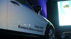 #MINI #BawariaMotors #Katowice #Spodek