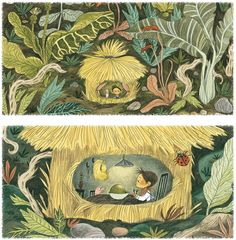 The Little Gardener: A Tender Illustrated Parable of Purpose and the Power of Working with Love – Brain Pickings