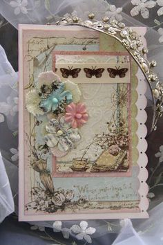 Card: Whimsical PRIMA