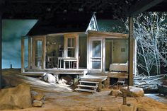 The Set and Its Designer, Ming Cho Lee, Take Center Stage - NYTimes.com