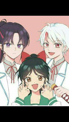 Hanyo No Yashaime All Anime, Me Me Me Anime, Anime Love, Manga Anime, Anime Art, Cartoon Styles, Cute Cartoon, Inuyasha Love, Arte Sailor Moon