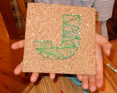 string art | Happily Occupied Homebodies