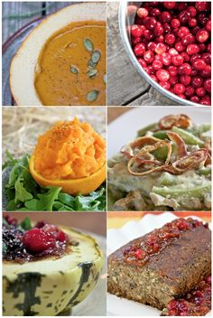 Plant-based, Whole Food Holiday Meal Suggestions! So many great recipes to choose from!