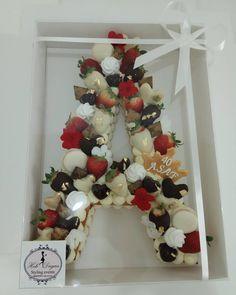 "46 Me gusta, 3 comentarios - heli dugan styling events (@heli_dugan) en Instagram: ""Monogram cake .letters cake #monogramcake #lettercakes #numberscake #numbercake #fruitcake"""