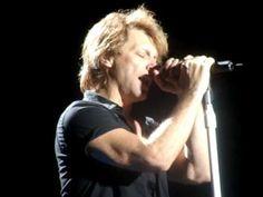 "Jon Bon Jovi - ""Hallelujah"" - Moncton, New Brunswick, Canada"