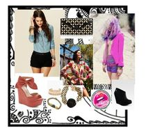 Aquarius September Fall Back to school by fashionscopes