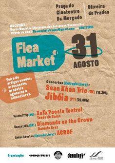 Flea Market │ 31 de Agosto │ Oliveira dos Frades