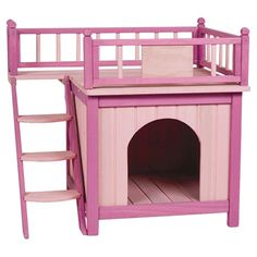 Princess Palace Pet House...I would so love this for Zoe