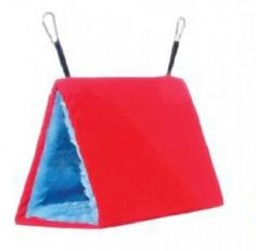 Medium Red Snuggle Hut for Birds by Prevue Pet 1163