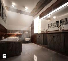 Projekt aranżacji łazienki - Łazienka, styl tradycyjny - zdjęcie od 3ESDESIGN