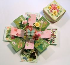 MMG Designs: Mother's Day project