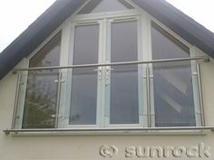 Sunrock Juliet Balcony Blackpool
