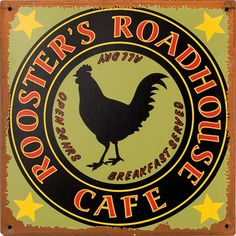rooster and chickens painting books | Rooster's Roadhouse Cafe from My Pet Chicken