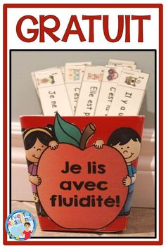 While teaching students to read in my grade one classroom as well as during my reading recovery sessions, I found that for some students, re. Guided Reading Activities, Reading Fluency, Reading Strategies, Classroom Activities, Spanish Activities, Teaching Reading, French Language Lessons, Spanish Language Learning, French Lessons