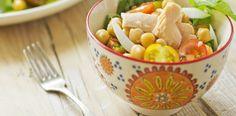 Consejos para elaborar nuestro tupper a base de conservas y conseguir un menú sano y equilibrado.