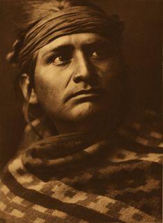 Chief of the Desert, Navaho 1904