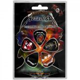 Metallica Albums Hardwired to Self Destruct Médiators Officiels de Guitare Iron Maiden, Death Metal, Hardwired To Self Destruct, Metallica Albums, T-shirt Rock, Guitar Picks, Instruments, Officiel, Movies