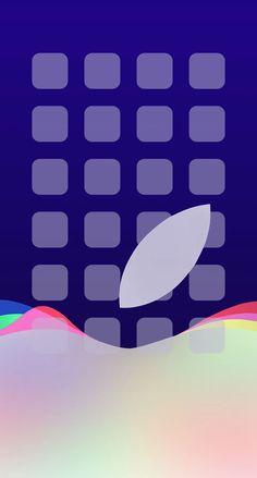 » Apple logo event purple shelf wallpaper.sc iPhone6s