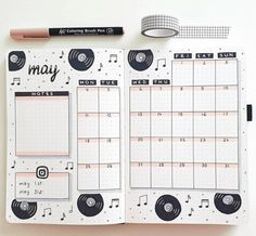 Bullet Journal School, Creating A Bullet Journal, February Bullet Journal, Bullet Journal Cover Ideas, Bullet Journal Lettering Ideas, Bullet Journal Monthly Spread, Bullet Journal Banner, Bullet Journal Notebook, Bullet Journal Aesthetic